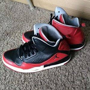 Nike Air Jordan SC3 Flight Basketball shoes